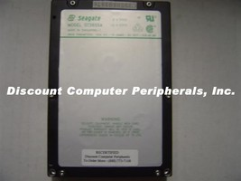 ST3655A Seagate 528MB 3.5IN IDE Vintage Drive Tested Good Free USA Shipping