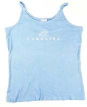 Carolina Panthers Junior Women's Tank Top Tee Shirt Pastel NFL Football NEW