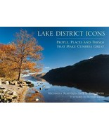 Lake District Icons: People, Places and Things that Make Cumbria Great R... - $19.55