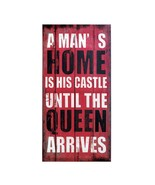 Queen Of The House Wall Art  10017952  SMC - $24.70