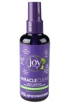 2x Joy Mangano MiracleClean Travel Size Disinfectant Cleaner Set Spring Meadow image 2
