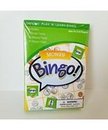 Bendon Play 'N' Learn Bingo Sets (2) Educational Game Money & United Sta... - £9.77 GBP