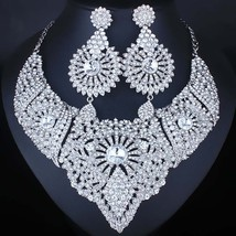 Hot Selling Fashion Simulated Pearl Jewelry Sets Triangle Design Pendant... - $12.09