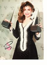 Paula Abdul Chad Allen teen magazine pinup clipping 2 American Music Awards Bop