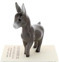 Hagen-Renaker Miniature Ceramic Donkey Figurine Burro Mama image 4