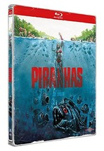 Piranhas by Joe Dante French Blu-Ray Steelbook Edition