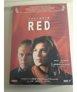 Three Colours RED French With On / Off Chinese / English Subtitles 48950... - $9.85