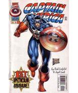 Captain America #1 Nov 1996 [Comic] [Jan 01, 1996] Rob Liefeld - $4.89