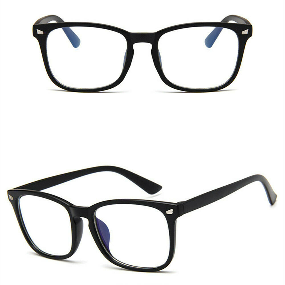 New Fashion Retro Style Clear Lens Glasses Frame Retro Casual Daily Eyewear