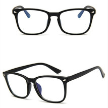 New Fashion Retro Style Clear Lens Glasses Frame Retro Casual Daily Eyewear - $7.99