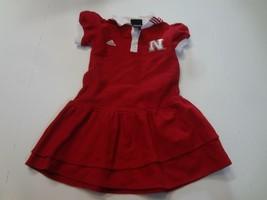 Youth Girls Nebraska Cornhuskers M (5/6) Cheerleader Cheer Outfit Dress ... - $23.36