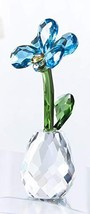 Qf Crystal Flower Dreams Phalaenopsis Orchid Figurine Collectibles (Sky ... - $29.36
