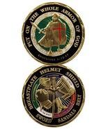 Eagle Crest New Armor of God Challenge Coin - $8.93