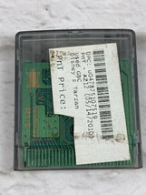 Disney's Tarzan (Nintendo Game Boy Color, 1999) image 2