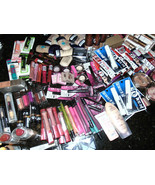 Lot of 150 Mixed Cosmetics L'Oreal Maybelline Milani Nyx Covergirl Elf S... - $94.05