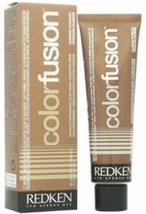 Redken - Color Fusion Color Creme Natural Balance # 6Ab Ash/Blue (2.1 oz... - $36.57