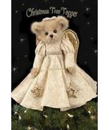 """Bearington Bears """"Trinity Tree Topper"""" 14"""" Tree Topper Bear- #1742- NEW-... - $59.99"""