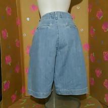 Victoria's Secret Denim Gauchos Size 14 - $35.00