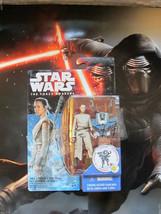 Star Wars Episode VII The Force Awakens Rey Starkiller Base 3.75 Figure - $19.99