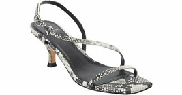 Marc Fisher Women's Gove2 Strappy Sandals, Natural Multi Leather, 11 - $54.44