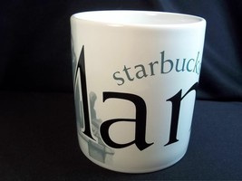 Starbucks City Icon coffee mug First series MANILA 2004 18 oz - $18.81