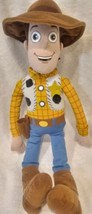 "Disney Parks WOODY Toy Story 16"" Stuffed Pixar Plush Disneyland  Gift Co... - $21.29"