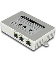 CyberData 2 Port PoE Gigabit Port Mirroring Switch - $127.99