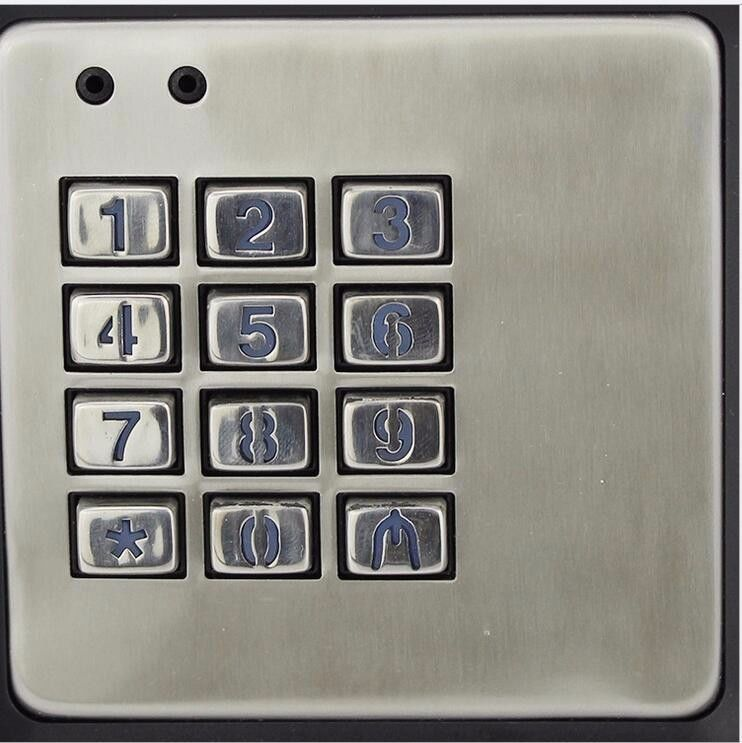 NSEE R25C EM//ID or MF1//IC Access Card for 125KHz RFID Wireless or Wired Keypad