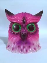 Jeff Soto x Blackbook Toys Nekofukorou OWL/CAT  image 2