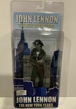 """Neca John Lennon The New York Years Black & White 7"""" Action Figure - $36.63"""