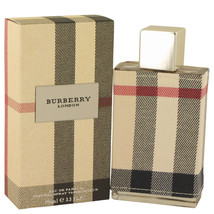 Burberry London (New) by Burberry Eau De Parfum Spray 3.3 oz for Women - $52.95