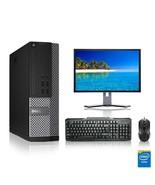 Dell Computer 3.3 GHz PC 8GB RAM 1 TB HDD Windows 10 - $287.04