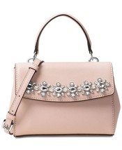 MICHAEL Michael Kors Ava Jewel Mini Crossbody Ballet - $196.02