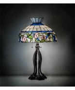 Tiffany Style Rose Vine Table Lamp - $1,158.30