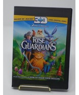 Rise of the Guardians Blu-ray 3D / Blu-ray / DVD Dreamworks US - $12.86