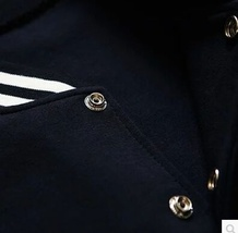 2018 New Arrival Kpop Star Super Junior Baseball Uniform Korean Couple Hoodies A image 5