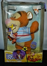COLLECTIBLE Disney My Friend Tigger So Soft doll - I am a rattle too NEW... - $35.29