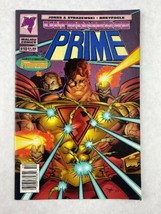 Ultraverse Prime Vol 1 Issue 10 March 1994 Malibu Comics - $5.89
