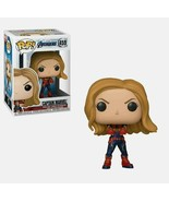 NEW SEALED Funko Pop Figure Avengers Captain Marvel 459 Brie Larson - $18.49