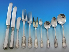Chesterfield by Gorham Sterling Silver Flatware Set 8 Service 117 pcs B ... - $7,550.00