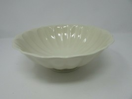 "LENOX BONE CHINA 9-3/4"" FLUTED CENTERPIECE BOWL GREEN MARK HARD TO FIND - $39.55"