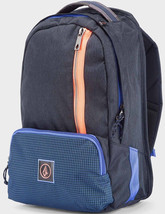 VOLCOM BASIS POLY BACKPACK NWT ASSORTED COLORS - $31.49