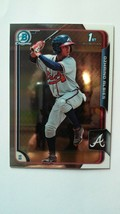 2015 Bowman Baseball Cards - Pick & Choose Your Cards! Free Shipping - $0.99+