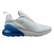 Nike Air Max 270 Running Shoes White Photo Blue Size 9.5 Mens NEW AH8050... - $138.55