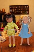 Vtg Fisher Price My Friend Mandy & Jenny Dolls Clothes  roller skates #2... - $29.95