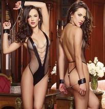 Sexy HOT Donna Biancheria SM Lingerie Vestaglia Baby Doll Gogo Clubwear ... - $16.08