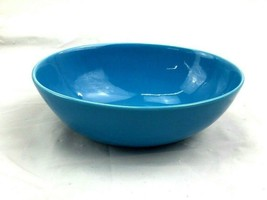 Ceramic Blue Decorative Bowl - $14.85