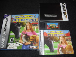 Paws & Claws: Pet Resort (Nintendo Game Boy Advance, 2006) - $7.12