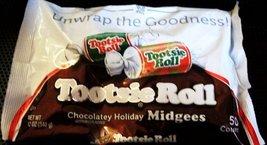 Tootsie Roll Holiday Midgees, 12oz Bag - $8.99