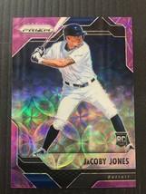 Jacoby Jones 2017 Panini Chronicles Purple Scope Rookie Prizm Baseball /99 B15 - $4.99